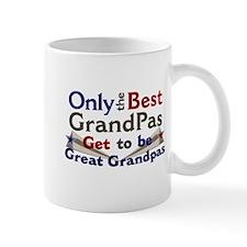 Best Great Grandpa 2 Small Mug