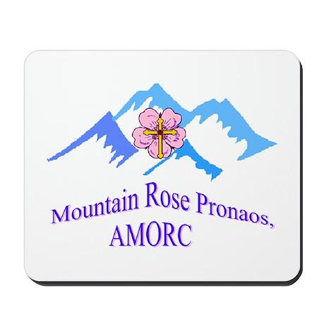 Mountain Rose Pronaos Mousepad