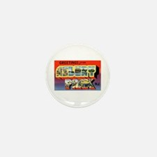 Asbury Park New Jersey Mini Button (10 pack)