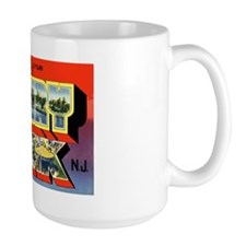 Asbury Park New Jersey Coffee Mug