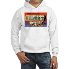 Asbury Park New Jersey (Front) Hoodie