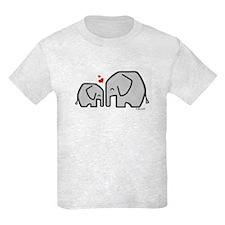 Elephants (4) T-Shirt