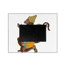 Kneeling Hanuman Picture Frame