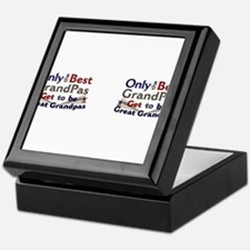 Best Great Grandpa Double Keepsake Box