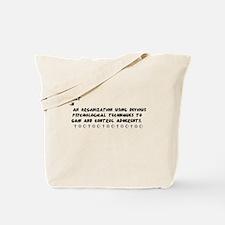 Cult Tote Bag