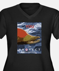 You and the Sockeye (Anti-Pebble Mine Campaign) Wo