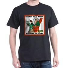 SOAP - Drunk Black T-Shirt