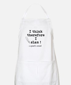 A Poets Creed Apron
