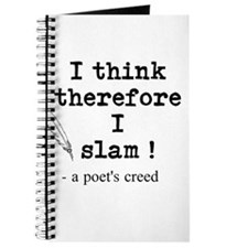 A Poets Creed Journal