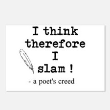 A Poets Creed Postcards (Package of 8)