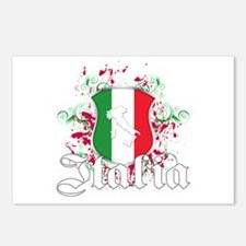 Italian pride Postcards (Package of 8)