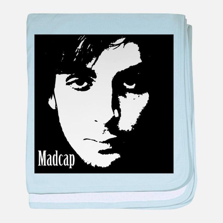 Madcap baby blanket