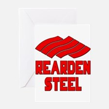 Rearden Steel Greeting Card