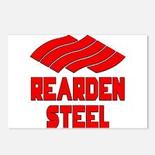 Rearden Steel Postcards (Package of 8)