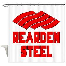 Rearden Steel Shower Curtain