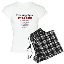 Fibromyalgia Its a Pain pajamas