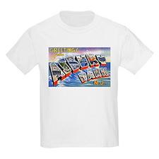 Asbury Park Greetings (Front) T-Shirt