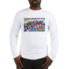 Asbury Park Greetings Long Sleeve T-Shirt