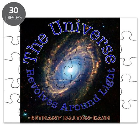 The Universe Revolves Around Light1 Puzzle