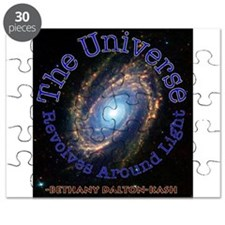 The Universe Revolves Around Light1 Puzzle