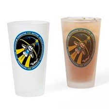 STS-131 Drinking Glass
