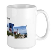 Maine Lighthouses Mug