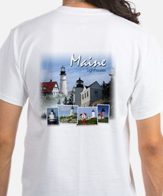 Maine Lighthouses Shirt