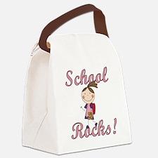SCHOOLROCKSCRAP.png Canvas Lunch Bag