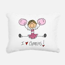 COLORSTEAMPINK.png Rectangular Canvas Pillow