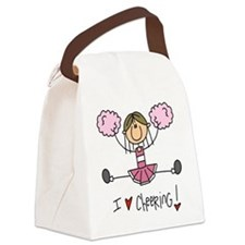 COLORSTEAMPINK.png Canvas Lunch Bag
