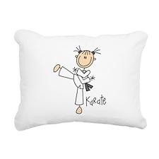 sportkarate.png Rectangular Canvas Pillow