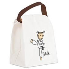 sportkarate.png Canvas Lunch Bag