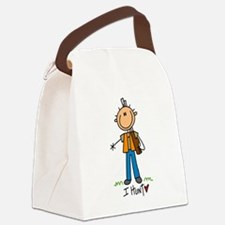 IHUNTSTICKTEE.png Canvas Lunch Bag