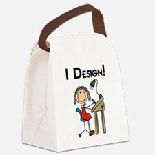 IDESIGNTEE.png Canvas Lunch Bag