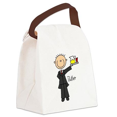 butlerstickfigre.png Canvas Lunch Bag