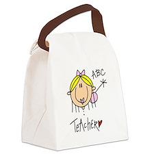 headteacher.png Canvas Lunch Bag