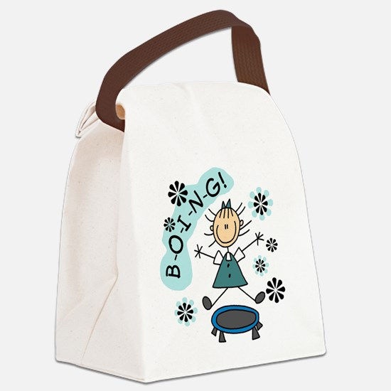 boingtrampoline.png Canvas Lunch Bag