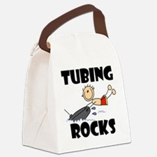 TUBINGROCKSTEE.png Canvas Lunch Bag
