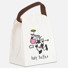 holycowtee.png Canvas Lunch Bag