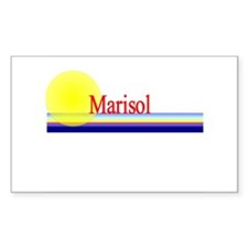 Marisol Rectangle Decal