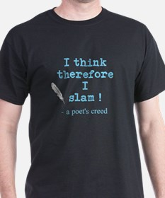 A Poets Creed T-Shirt