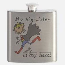 Big Sister My Hero Flask