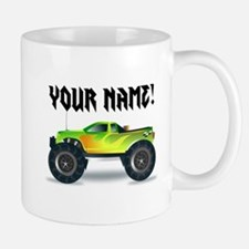 Personalized Monster Truck Mug