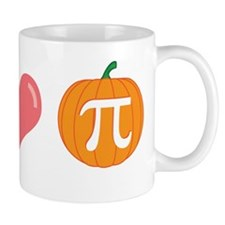 i Love Pumpkin Pi -- Mug