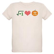 i Love Pumpkin Pi -- T-Shirt