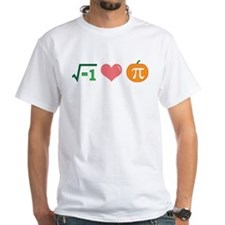i Love Pumpkin Pi -- Shirt
