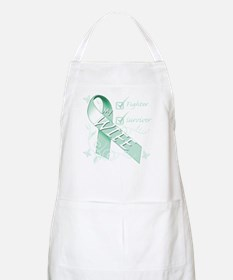 Wife is a Fighter and Survivor.png Apron