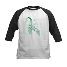 Mom is a Fighter and Survivor.png Tee