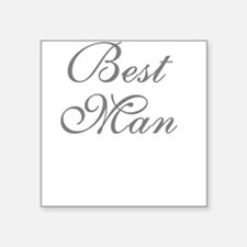"Cute Bridesmaids Square Sticker 3"" x 3"""