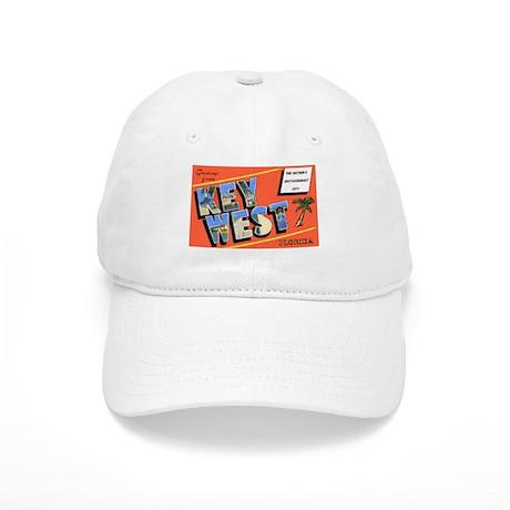 Key West Florida Greetings Cap